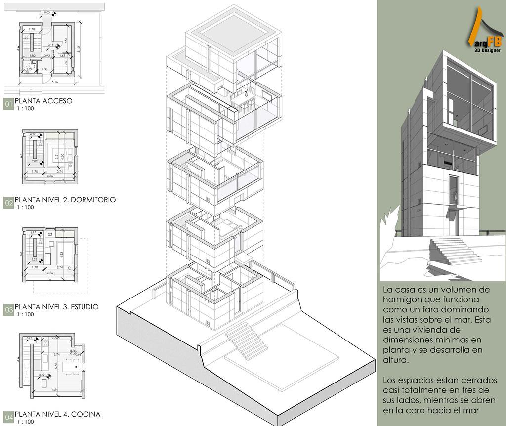 arq fb a2 casa 4x4 plantas casa 4x4 tadao ando