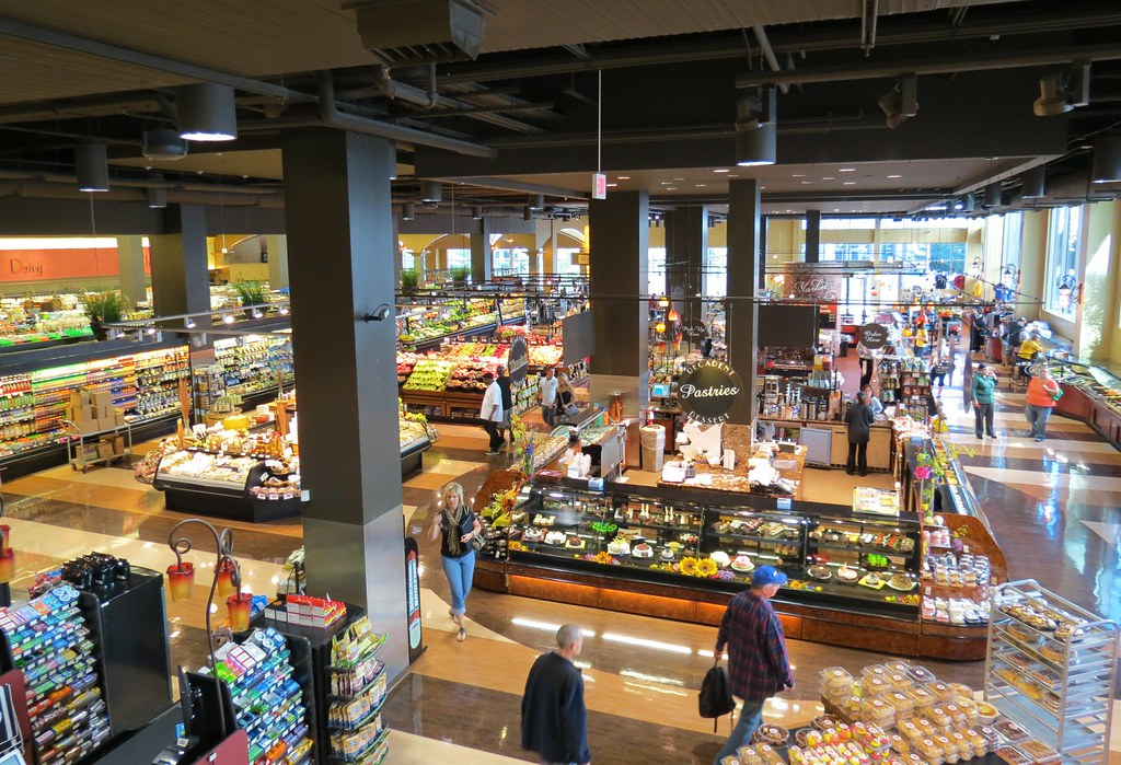 Cosentino S Market A Grocery Store In Downtown Kansas
