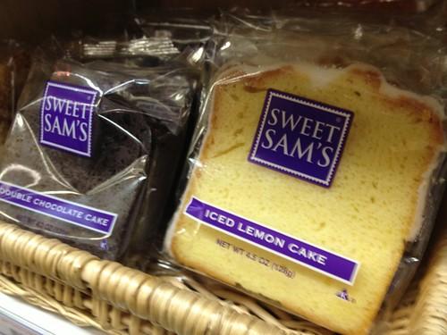 Sweet Sam S Iced Lemon Cake