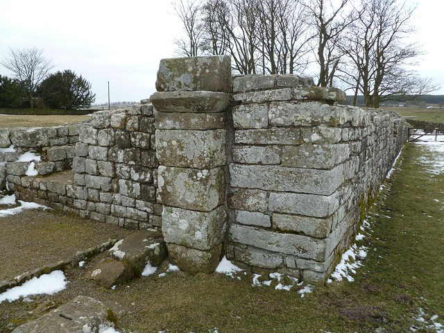 Birdoswald east gate