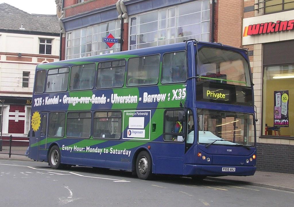 Stagecoach North West Barrow By Paul Mcgill