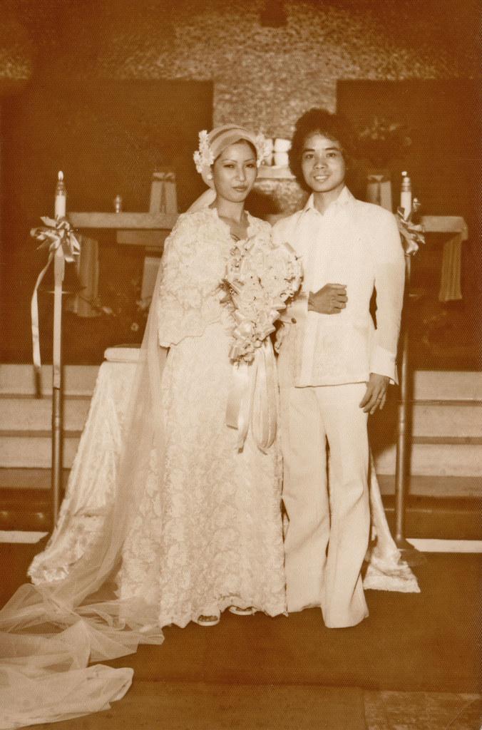 Filipino Wedding Traditions | Traditional Filipino Wedding 3 The Wedding Of Mamerto Flickr