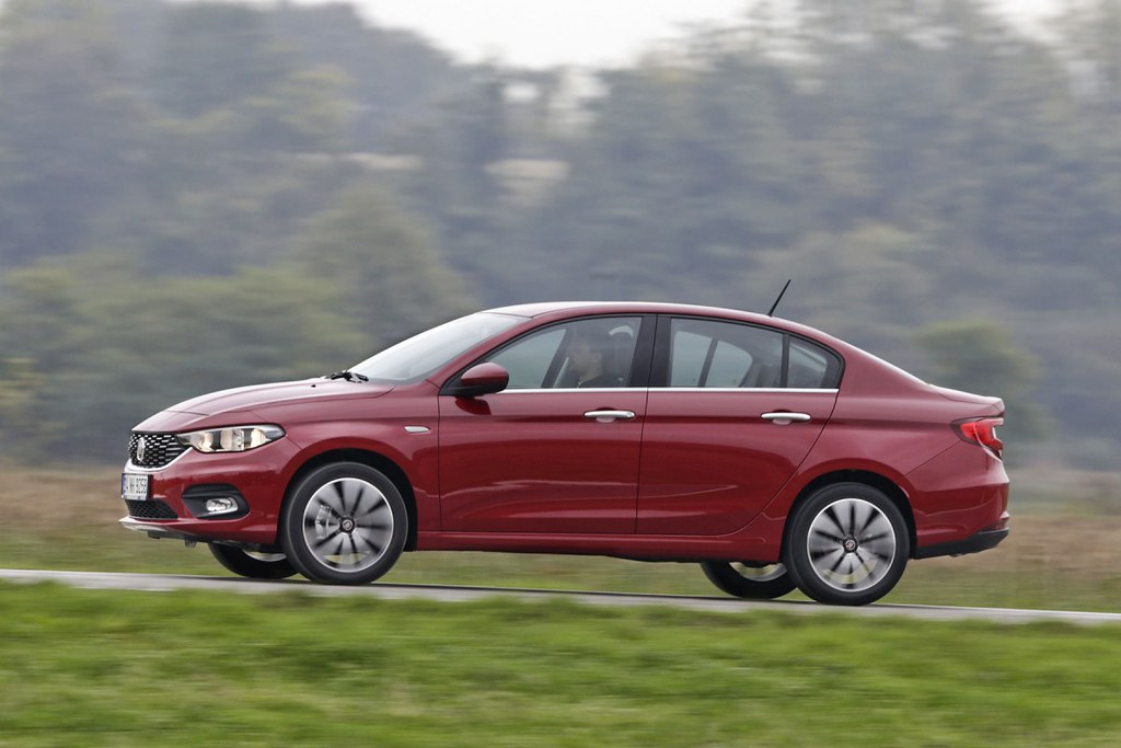 Fiat Tipo Fiat Tipo 2016 Philippe Freyhof Flickr