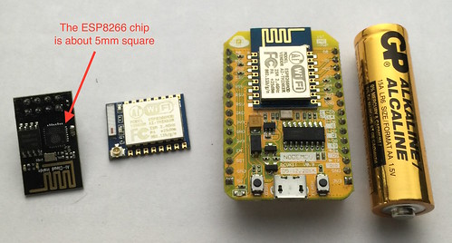 esp8266 | by Christopher Biggs