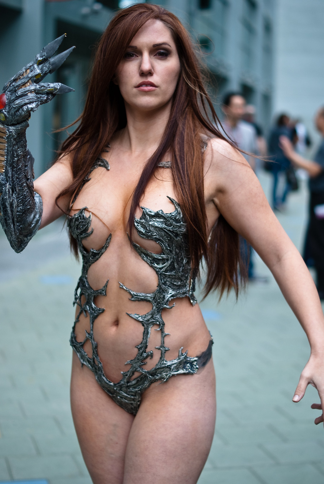 Nude images of witchblade