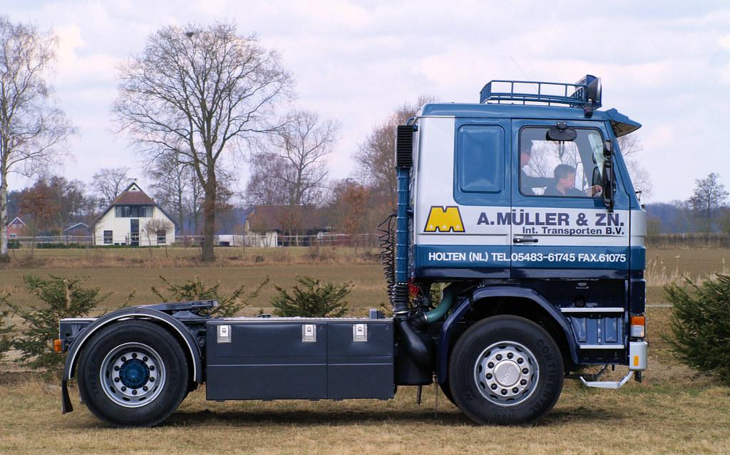 1985 Scania 142, Raalte, 1-4-2013 | OLYMPUS DIGITAL CAMERA ...