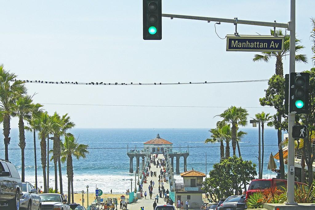 Manhattan Ave Manhattan Beach Ca
