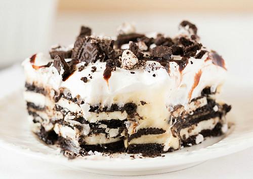 Easy Cheesecake Oreo Cake Pan