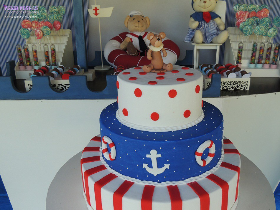 Tema ursinhos marinheiros feliz festas decoraes para f flickr goinia tema ursinhos marinheiros feliz festas decoraes para festinhas infants festa infantil goinia thecheapjerseys Gallery