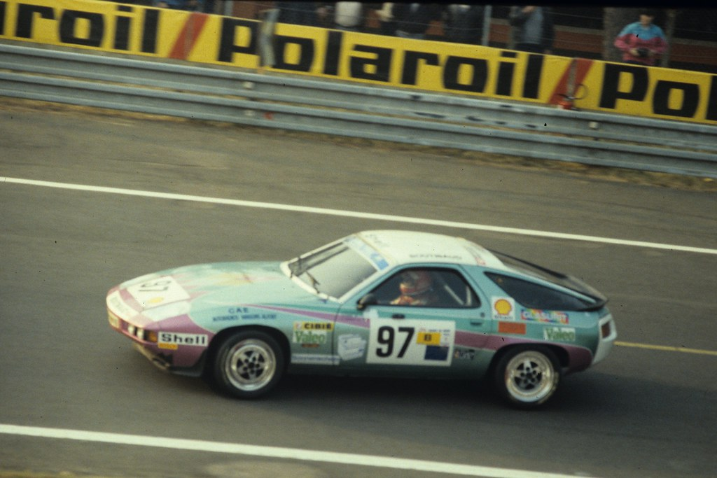Porsche 928s Le Mans 1983 The 928s Of Patrick Gonin