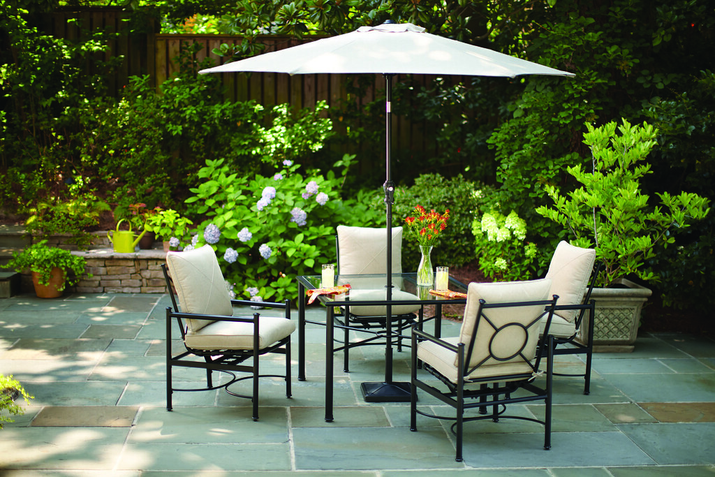 ideas and diy half pole stand attractive patio table umbrella
