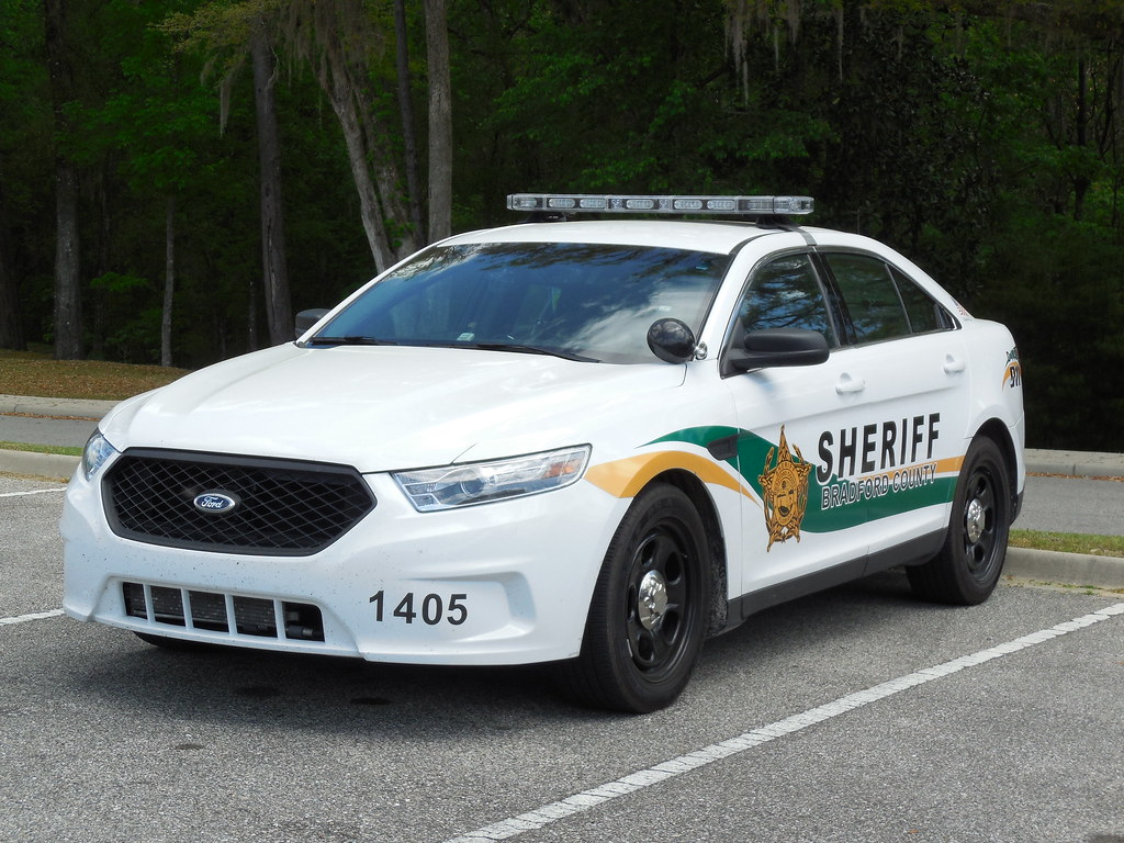 Bradford County Sheriff S Office Ford Taurus Havana Fl