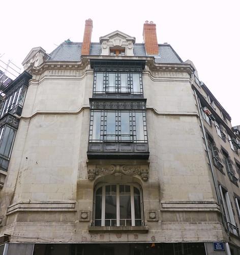 Clermont ferrand puy de d me rue du port et rue blaise p flickr - Rue du port clermont ferrand ...