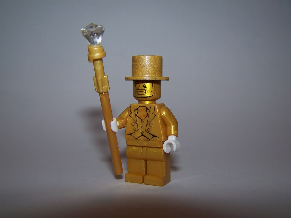 lego mr gold coloring pages - photo#23