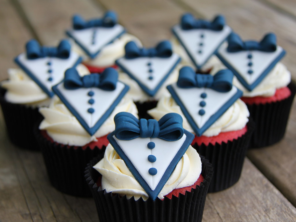 Cupcake Cakes For Men