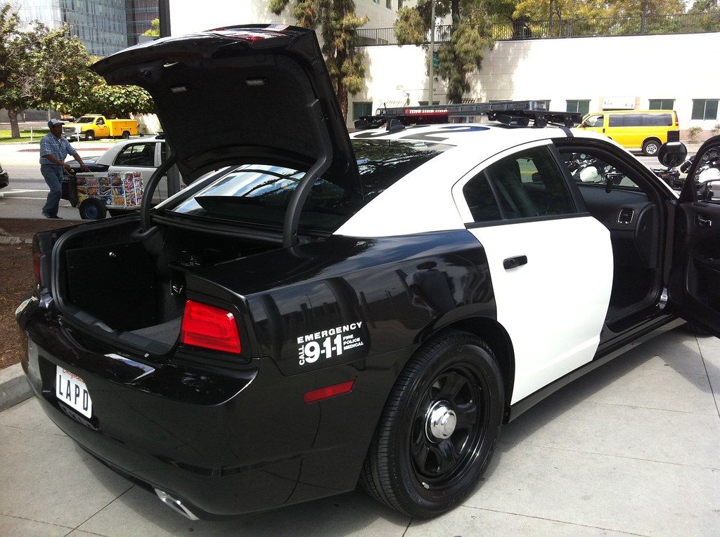 2012 Lapd Dodge Charger 2013 Ces Version 2012 Lapd
