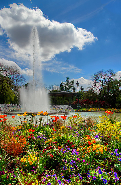 Jardin Du Grand Rond Toulouse Flickr Photo Sharing