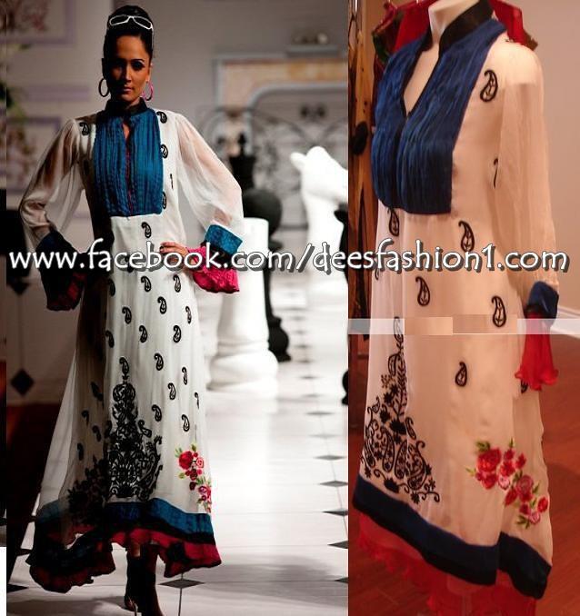Pakistani Designer Clothing Replica formal dresses pakistANI