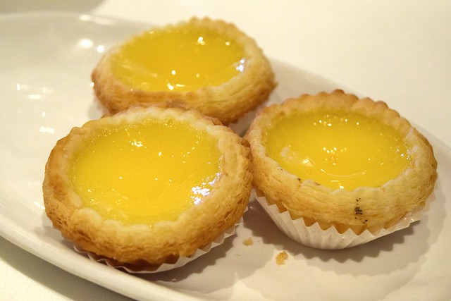 Custard Tarts at Royal China, Baker Street | www.rachelphipps.com @rachelphipps