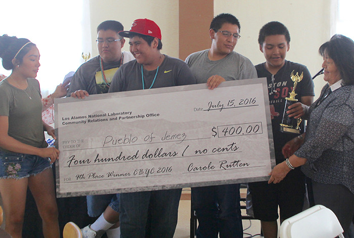 The Community Builders Youth STEAM and Cultural Conference was a collaboration between the New Mexico Indian Affairs Department, Los Alamos National Laboratory, Sandia National Laboratories, the Explora Museum, and Sundance Educational Consulting.