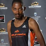 Tony Kiprop, WolfPack Cross Country Running