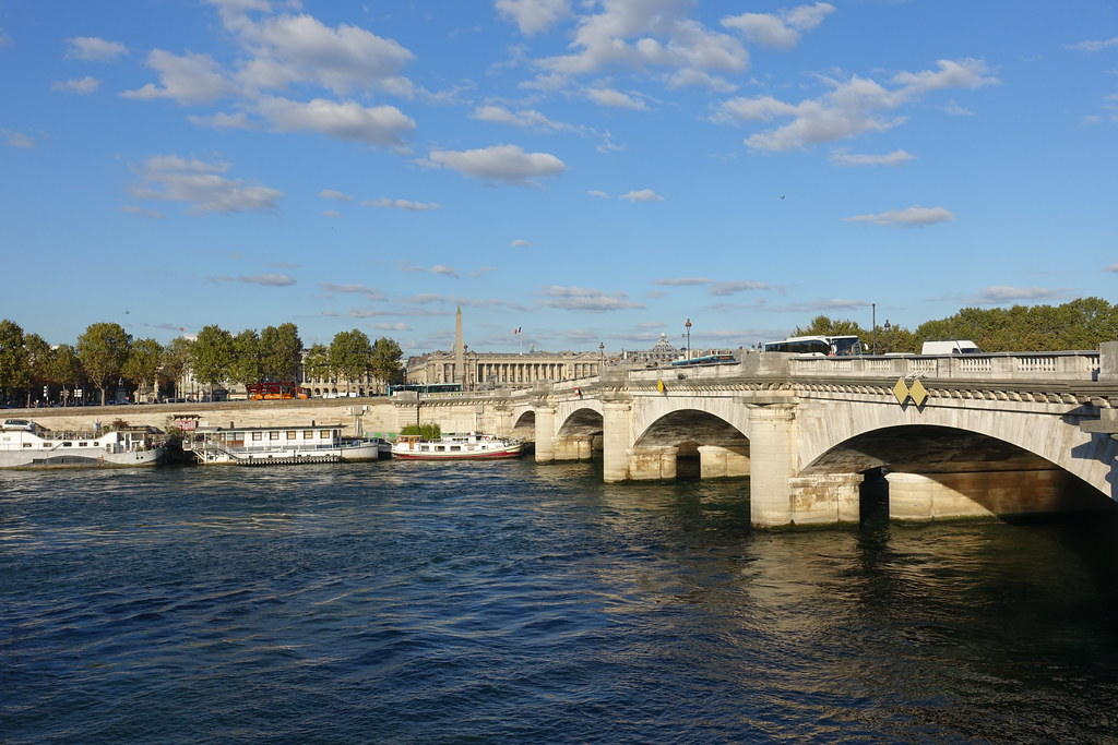 About >> Pont de la Concorde @ Seine @ Paris | Guilhem Vellut | Flickr