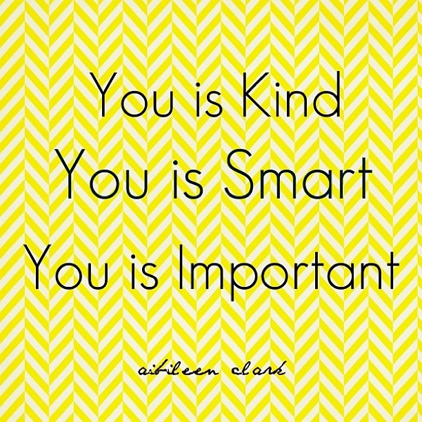 You Kind Smart Important Inspiration Quote Yellow Flickr