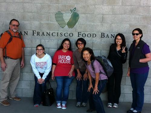 Food Bank Volunteers London