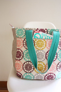 Super Tote Pattern | by noodleheadsews