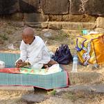 Champasak et le Vat Phou, temple angkorien en plein festival