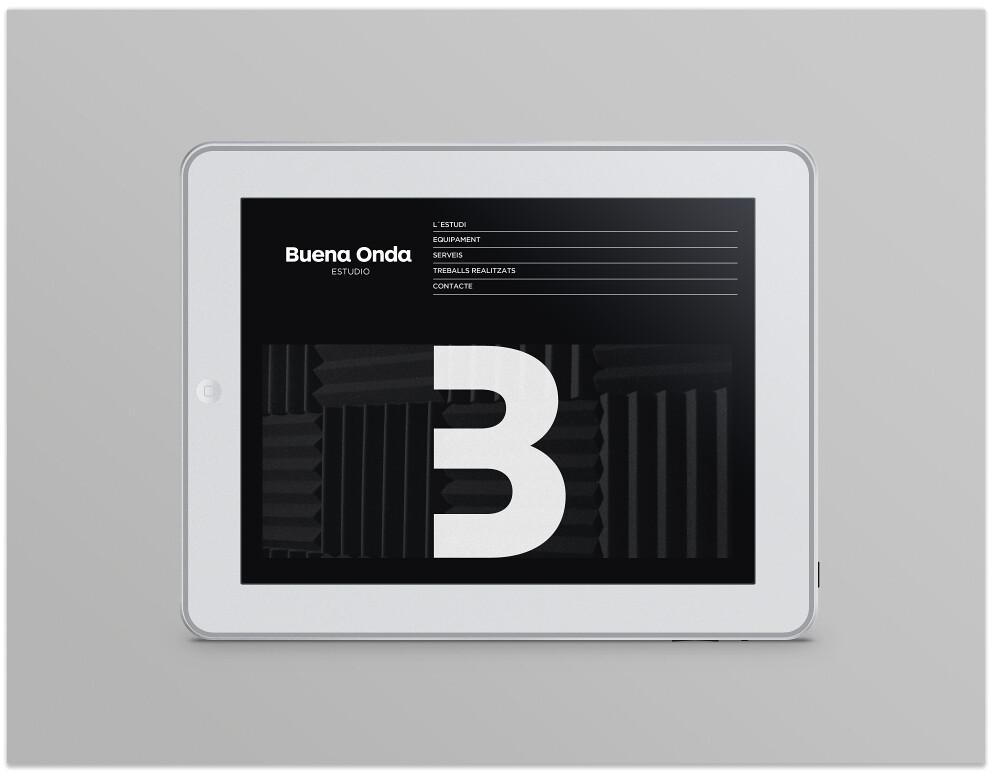 Buena Onda Website
