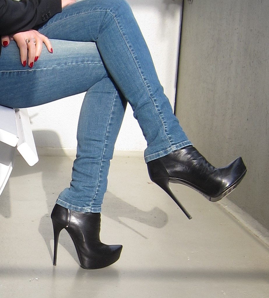 gml ankle boots please leave comments rosinas heels