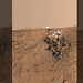 Rover on Mars now picks its own laser targets