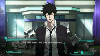 Psycho-Pass: Mandatory Happiness, PS4 and PS Vita | by PlayStation.Blog
