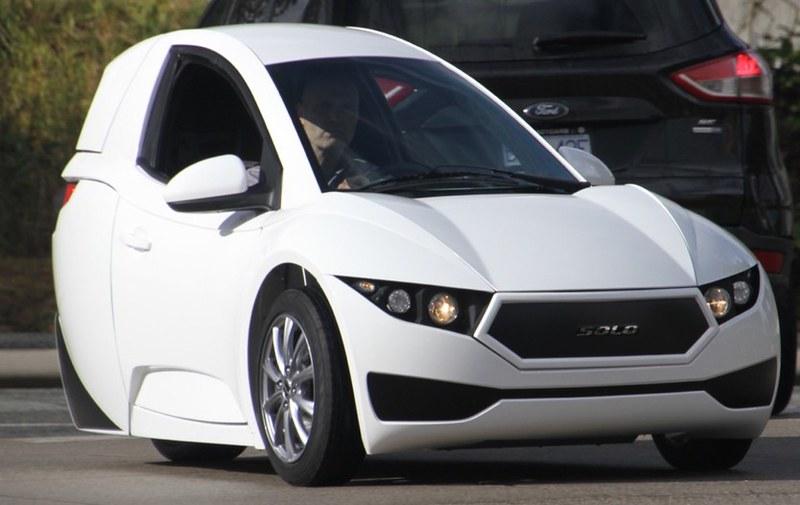 Electra Meccanica Solo EV