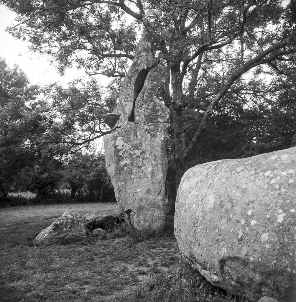 Géant de Kerzerho à Erdeven