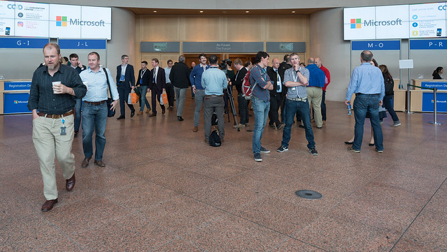 MICROSOFT IRELAND TECH GATHERING [THE CONVENTION CENTRE DUBLIN]-121636