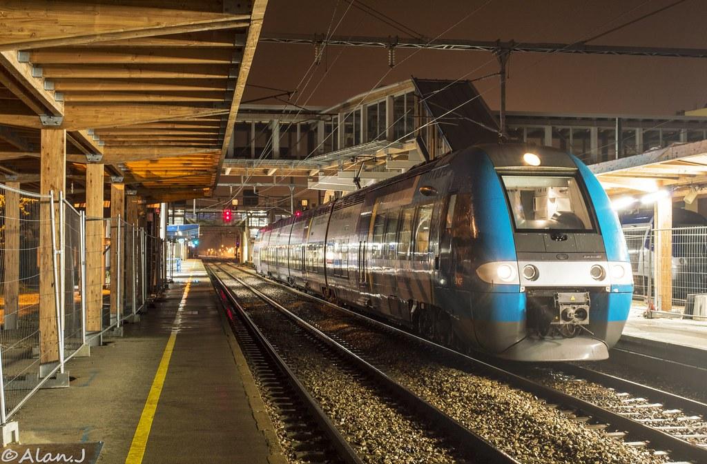 Nantes Quimper z27929/930 - train 21151 nantes>quimper | alan jfr | flickr