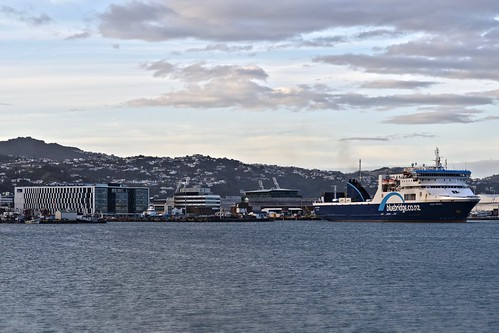 Wellington Harbour | by ndimmock