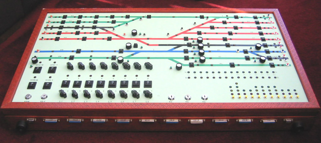 B A B on Control Panel Wiring