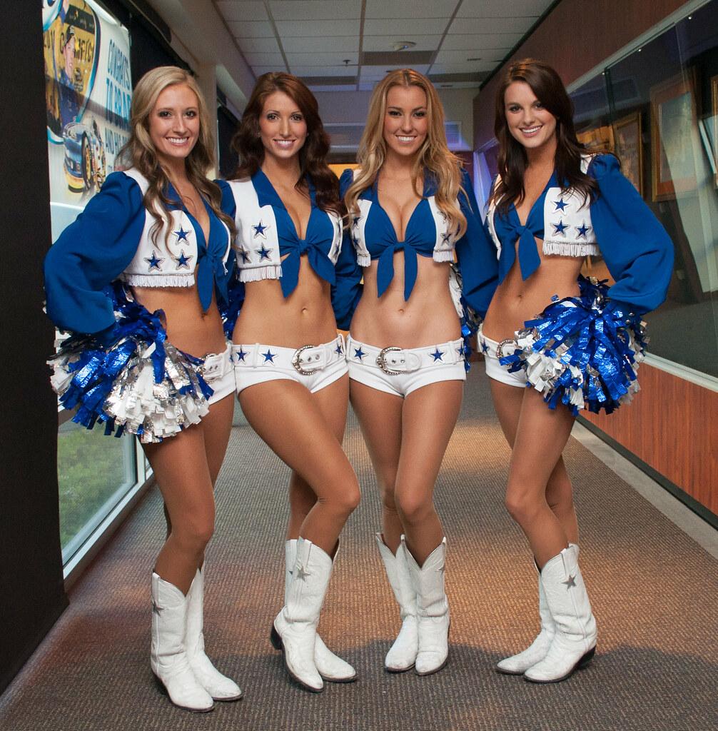 Dallas cowboys cheerleaders at meet and greet with brad ke flickr dallas cowboys cheerleaders by mabecerra dallas cowboys cheerleaders by mabecerra m4hsunfo