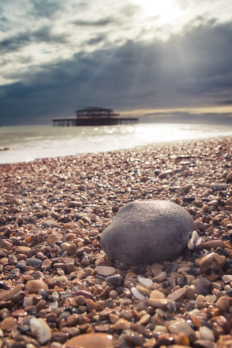 Burnt Pier and Stone | by kirberich