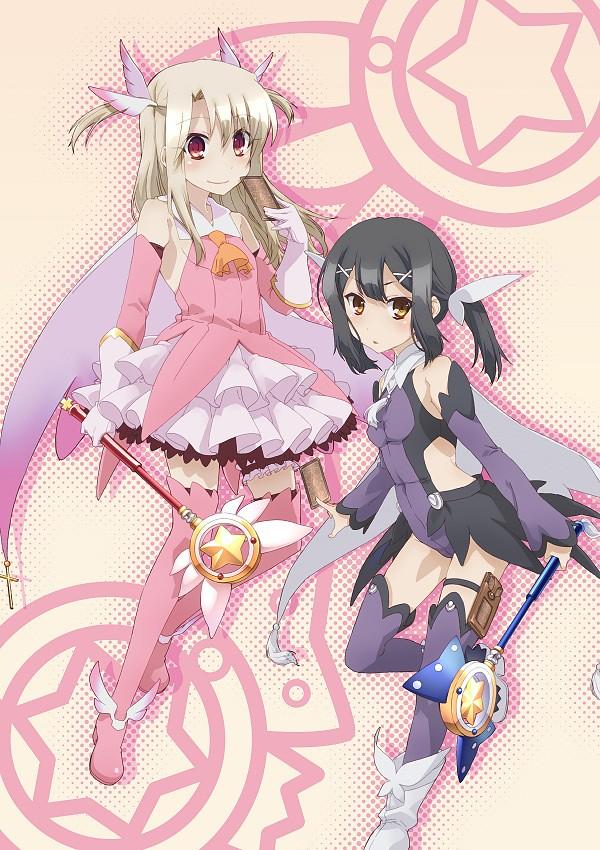 130415(2) - 電視動畫版《Fate/kaleid liner 魔法少女☆伊莉雅》鎖定7月開播,第2張海報與主角聲優已經發表!
