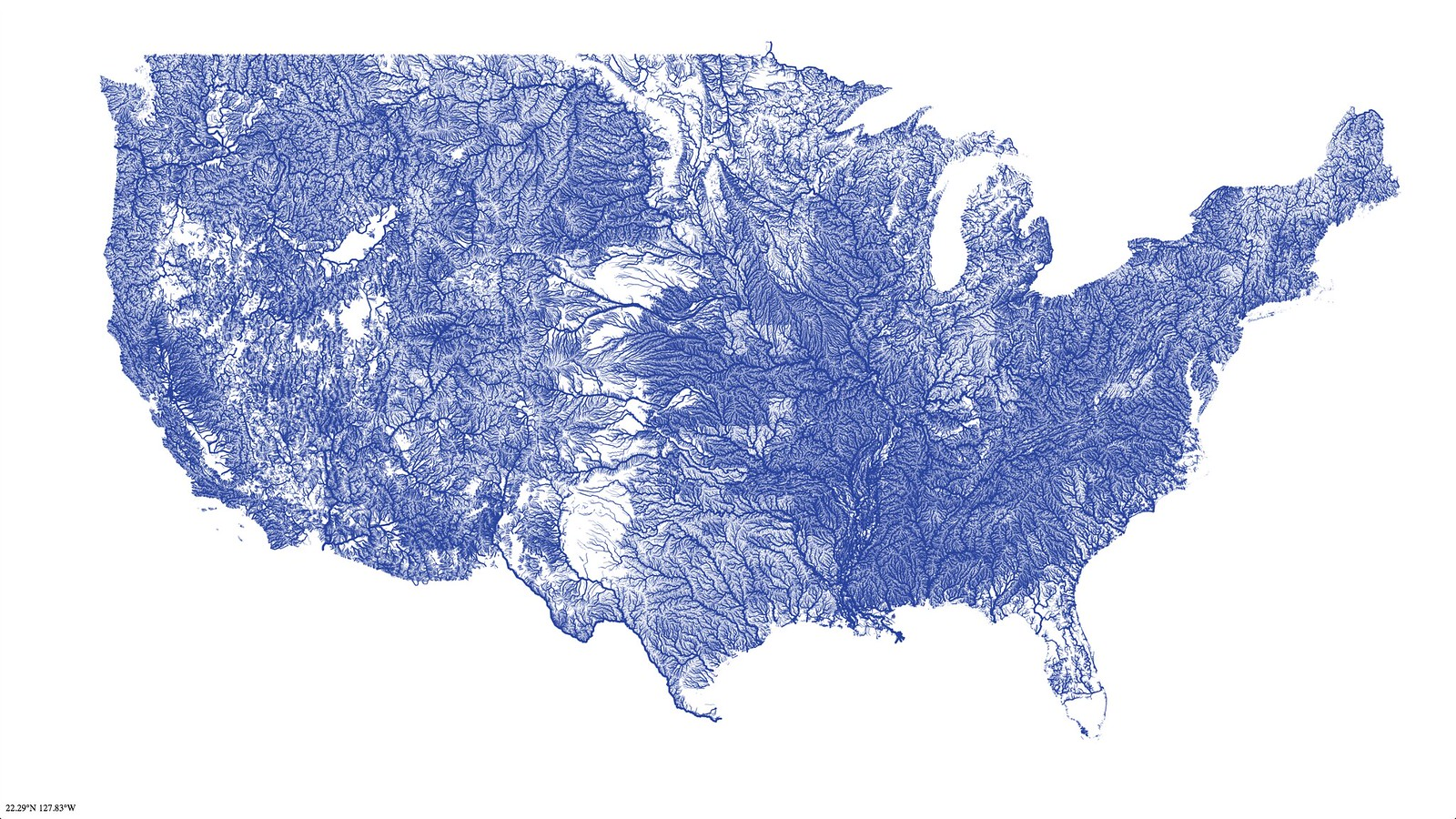 Vector River Maps Flickr Rivers And Watersheds Of Virginia River Map United States Omaha Nebraska