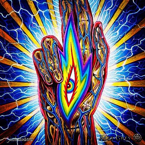 #AlexGrey #visionaryart #visionary #art #psychedelic #psyc ...