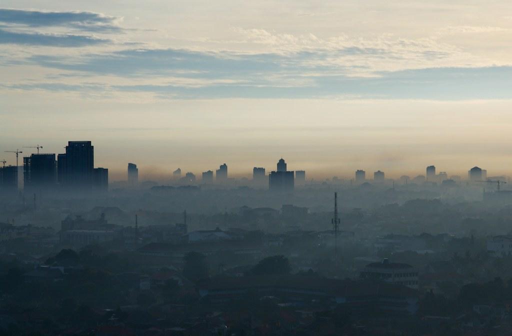 Jakarta Smog Henns Lens Flickr