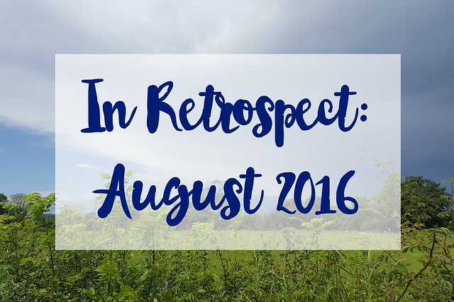 In Retrospect August 2016