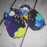 """Acid Rain 12-18  months soft sole shoes 5.5"""""""