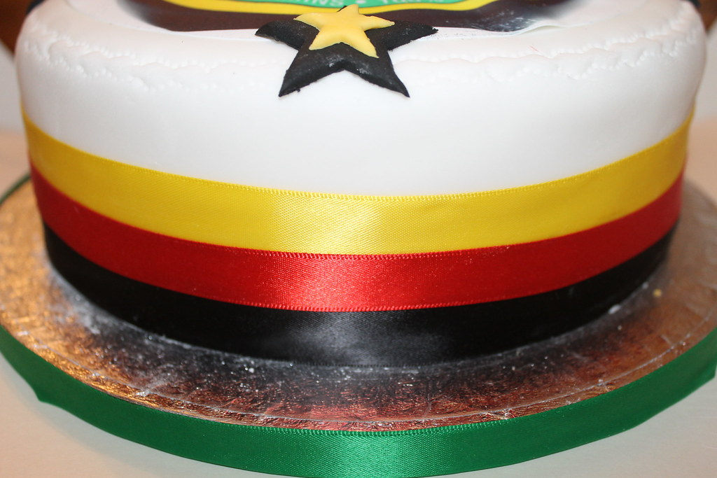 Marmite Birthday Cake