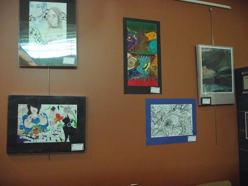 Teen Art On Display 66